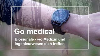 Biosignale - wo Medizin und Ingenieurwissenschaften sich treffen