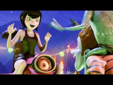 Pool Party Scene - HOTEL TRANSYLVANIA (2012) Movie Clip