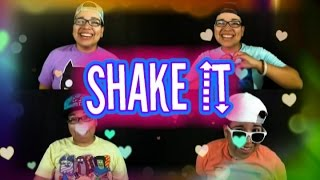 SISTAR (씨스타) - Shake It (English Cover)