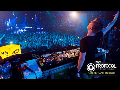 Nicky Romero live at Protocol ADE Reboot 2014 (Full Set)