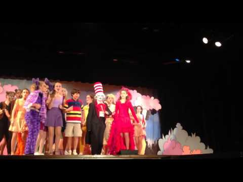 From Edgemont Middle School Seussical