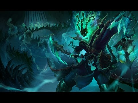 58de40f2327 Thresh Corsair Rgb League of Legends Profile - YouTube