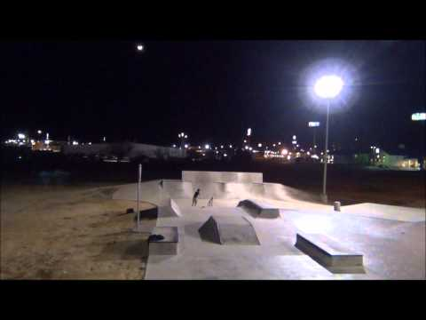 Wichita Falls Skate Video