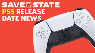PS5 Release Date On Track, Unreal Engine 5's Incredible Graphics | Save State