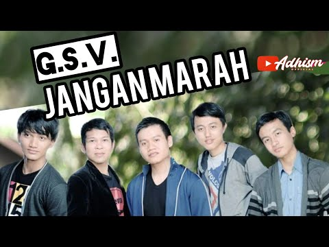 GSV NASYID - JANGAN MARAH (New Single Religi 2015)