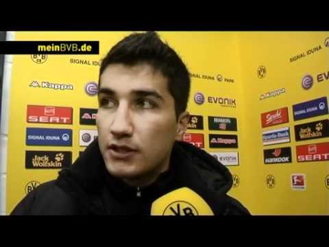 BVB - VfB Stuttgart: Freies Interview mit Nuri Sahin