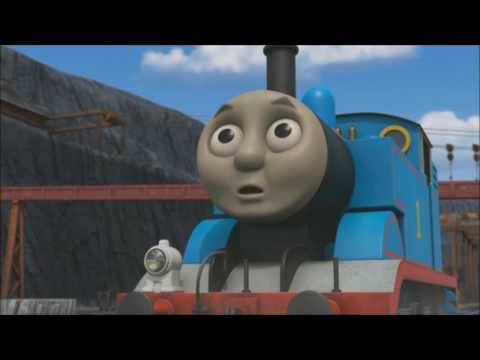 Thomas & Friends: Blue Mountain Mystery HD (Who is he?)