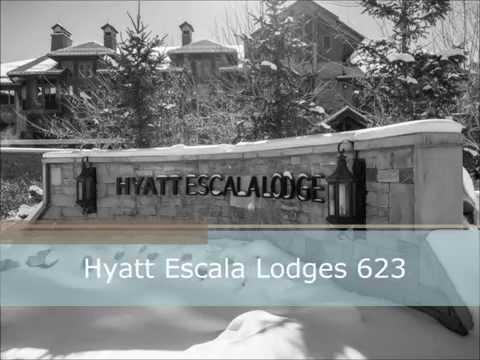 3 Bedroom Penthouse Hyatt Escala Lodges 623 | Canyons Resort