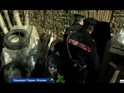 В Италии задержан мужчина, который 10 лет удерживал в сексуальном рабстве женщину из Румынии