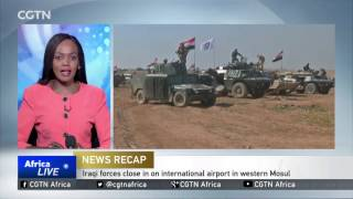 NEWS RECAP: Africa Live 1000GMT
