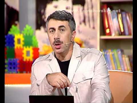 Доктор Комаровский: Микроволновки