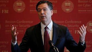 Глава ФБР даст показания в конгрессе о вмешательстве РФ в выборы в США