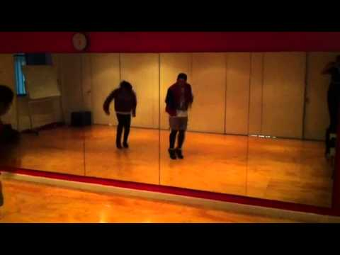 Joshua Velarde | 'Imagination' by Eric Bellinger (Post-Class Choreography)