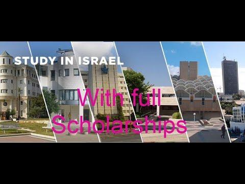 WSISIP Scholarship(500$) In Israel.