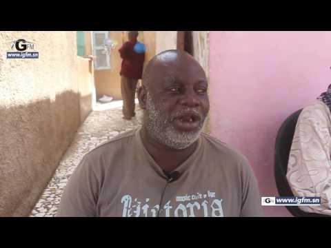 Micro trottoir sur la liberation de Karim Wade