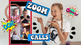 ICH PLATZE IN EURE ZOOM CALLS I Mavie Noelle Family
