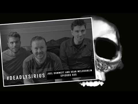 RICKY GERVAIS IS DEADLY SIRIUS #035 Mp3