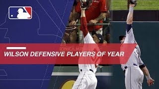 Wilson Defensive Players of the Year revealed
