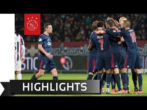 Highlights Willem II - Ajax