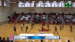 Junior Varsity Girls Volleyball (Short Highlight)