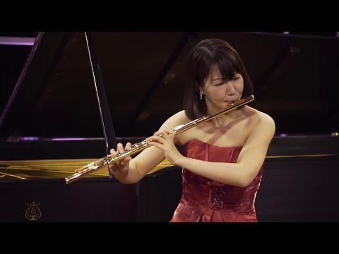 Poulenc / Sonate pour flute et piano (Yoshie Ueno Recital in Washington) プーランク / フルートソナタ: 上野由恵