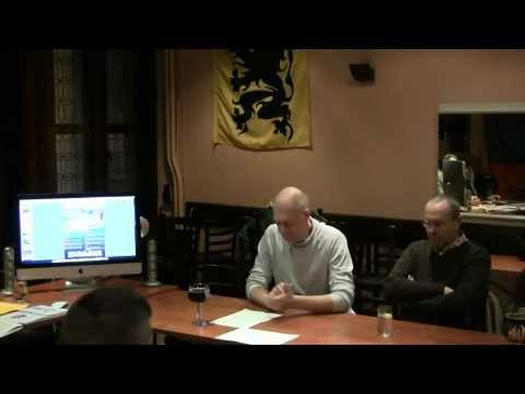 Seminar Flanders with Kris Roman 26 nov  2011