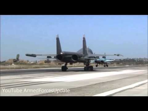 REAL HEROES Rus Air Force Military Aircraft Return Home