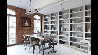 Creative Dining Room Cabinet Ideas | IKEA Modern DIY Buffet Design Tour On a Budget 2019