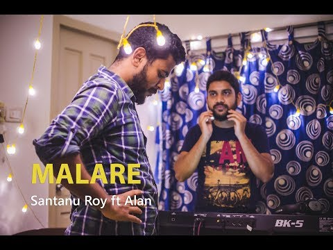 © Project.Acoustica | Malare (Unplugged Cover) | Santanu Roy feat. Alan