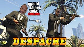 Opressão no GTA V - Novo Modo: Despache (MUITA ZOEIRA)