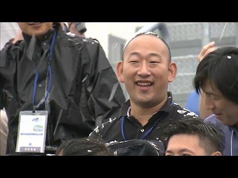 شاهد: اليابان تختبر التبريد الصناعي لمواجهة الحر خلال أولمبياد 2020…  - 15:54-2019 / 9 / 13