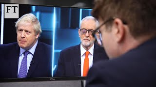 Johnson v Corbyn: why TV election debate was a zero-sum game | FT