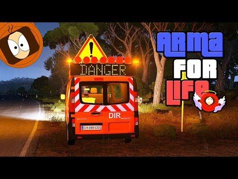 DANGER : UNE SURPRISE ARRIVE ! | ARMA FOR LIFE