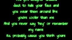 Mike Posner-Cooler than me lyrics