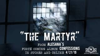 ALESANA - The Martyr (Official Stream)