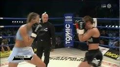 WM-Kampf Dr. Christine Theiss vs. Ania Fucz 18.05.2012