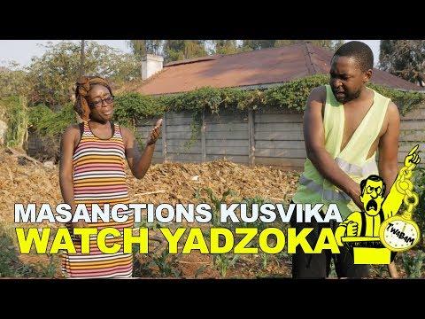 MASANCTIONS KUSVIKA WATCH YADZOKA | BUSTOP TV