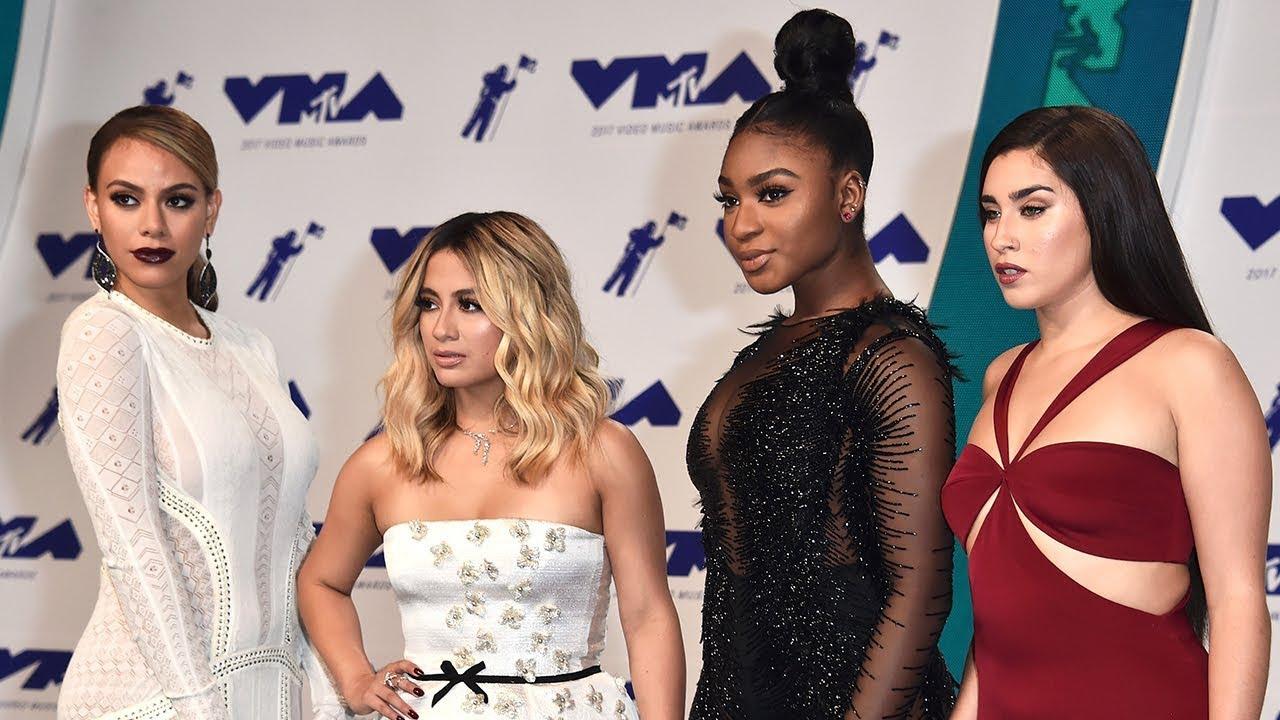 Fifth Harmony ft Gucci Mane Perform Down amp Angel Medley  2017 VMAs  MTV