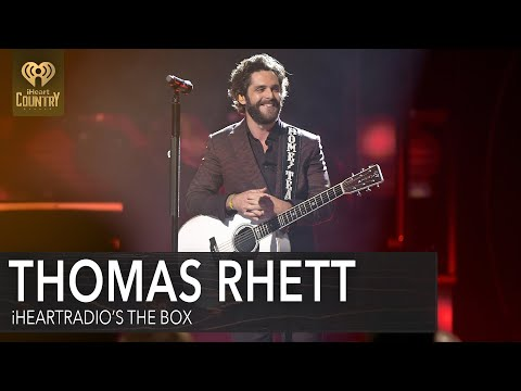 Thomas Rhett Teases 'Country Again (Side B)' During Album Release Party | iHeartRadio