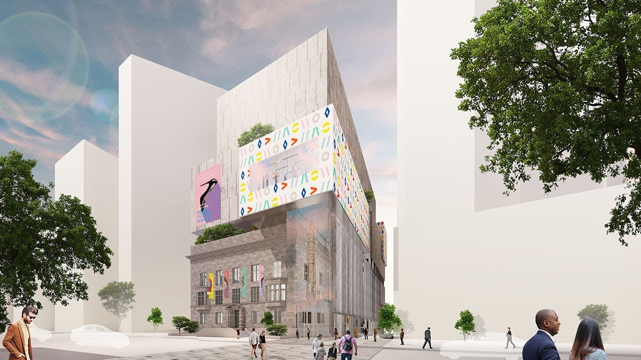 Terrasse Exterieur Montreal Montreal To Welcome New Downtown Museum Musee Mccord