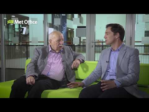 Michael Fish and Alex Deakin discuss the Great Storm