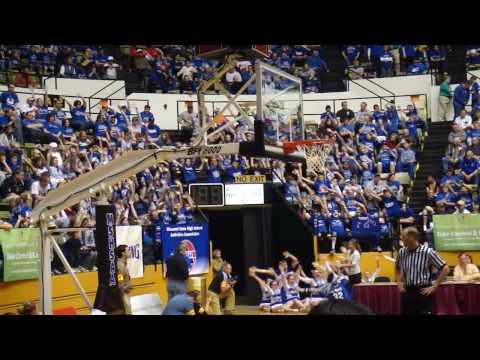 Sturgeon High School Basketball Fans