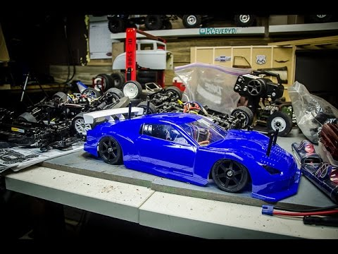 Unboxing A Huge Tamiya Junkyard Lot From Ebay Future Drift Car