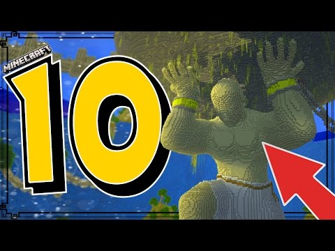 10 INSANE MINECRAFT CREATIONS THAT WILL BLOW YOUR MIND!!