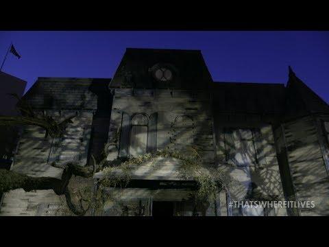IT - Neibolt House Hollywood