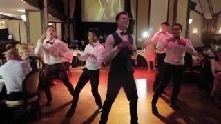Танец жениха и друзей/ Wedding dance