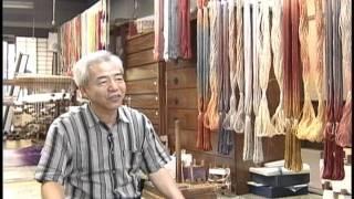 伊賀で組紐が始まったのは、明治35年のことです。実は東京で修業を重ね...