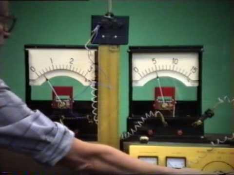 Как зависит сопротивление проводника от его длины