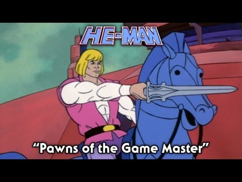He Man - Pawns of the Game Master - FULL episode