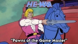 He-Man - Pawns of the Game Master - FULL episode
